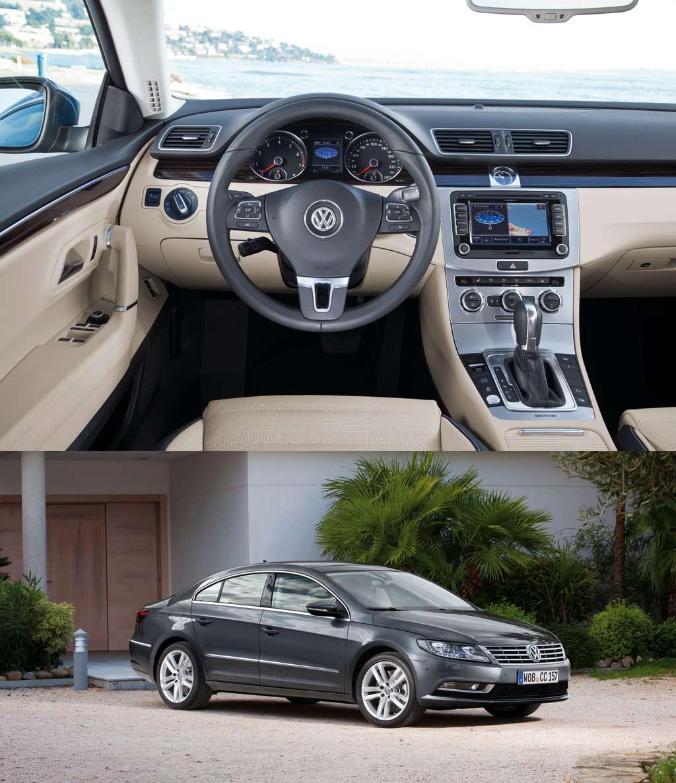 2016 cc - 2016 Volkswagen CC Driving Impressions