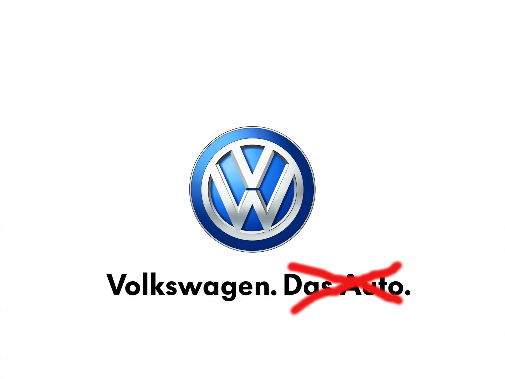 dasauto - Volkswagen drops 'Das Auto' slogan