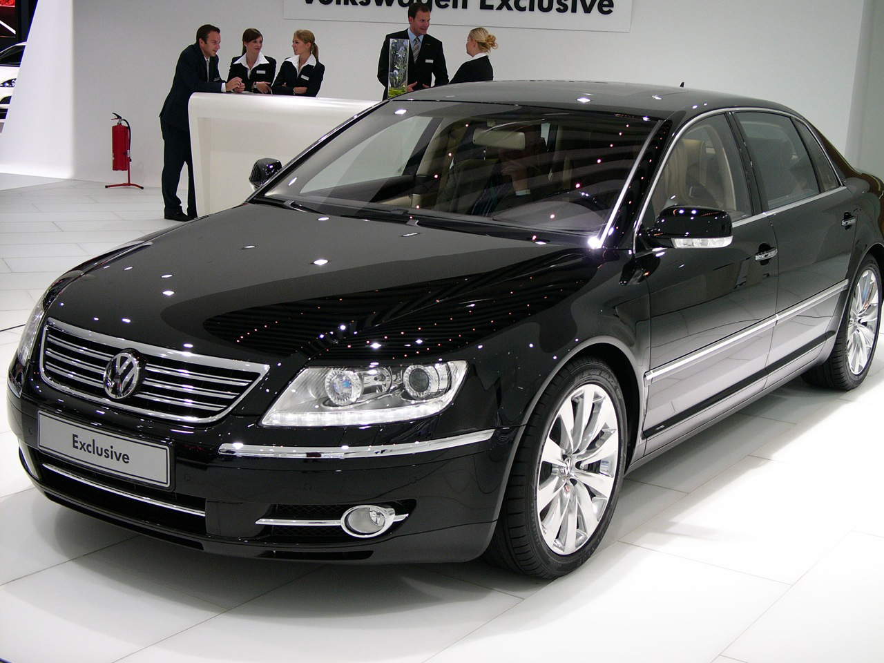 2021 VW Phaeton First Drive