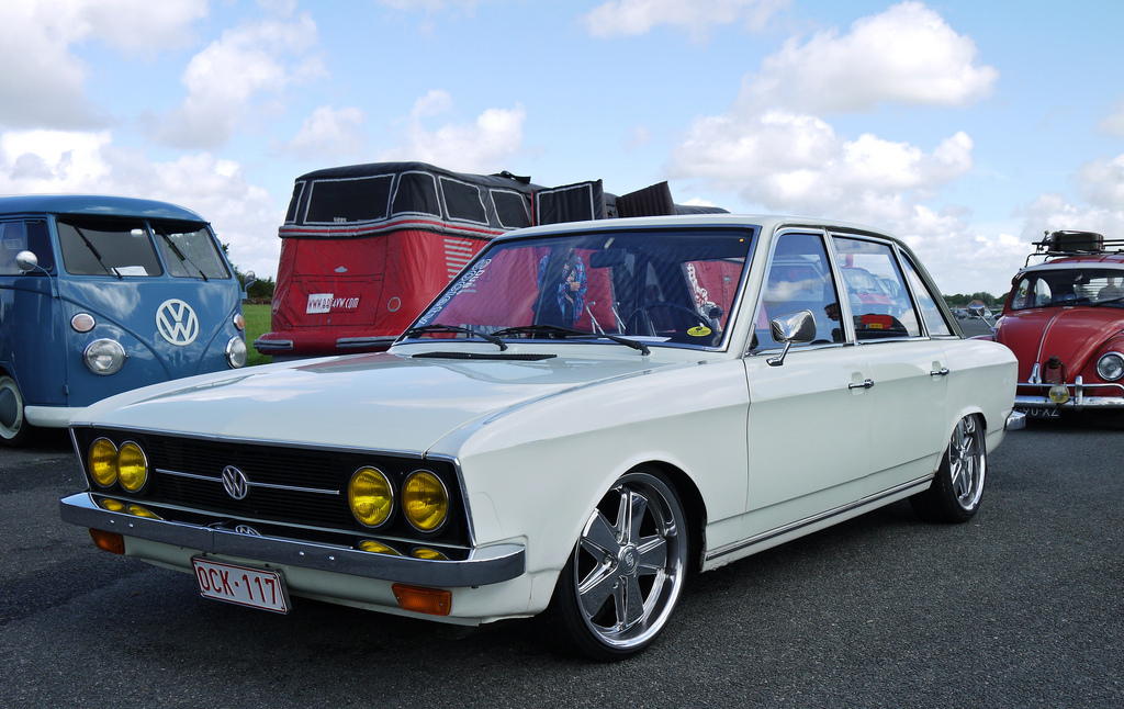 6025831973 0de7ffa840 b - The VW K70: Another VW that never got here