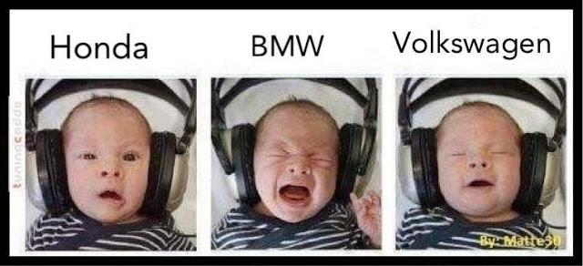 HONDA BABY VS BMW BABY VS VOLKSWAGEN BABY - Volkswagen is having two babies - Baby SUVs that is