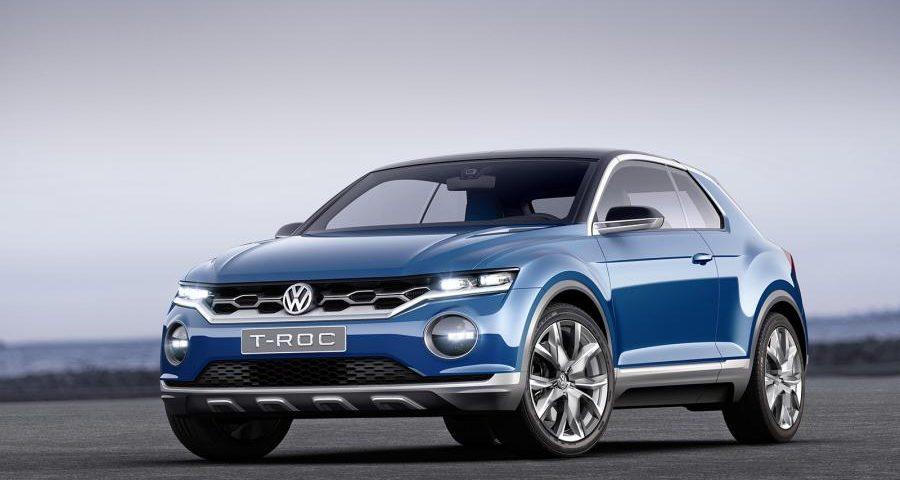 vw troc 900x480 - Volkswagen is having two babies - Baby SUVs that is