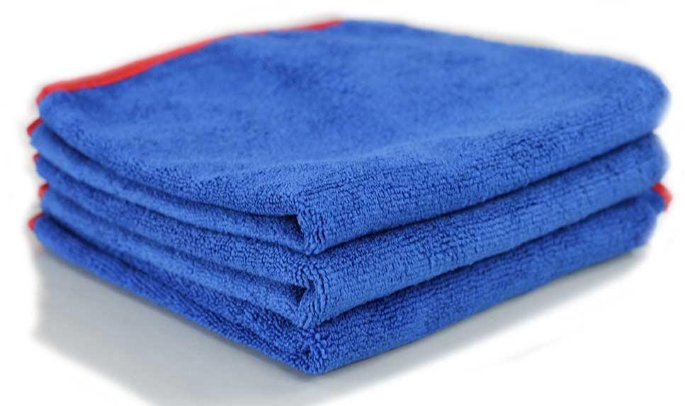 Fluffer Miracle Supra Mircofiber Towel, Blue