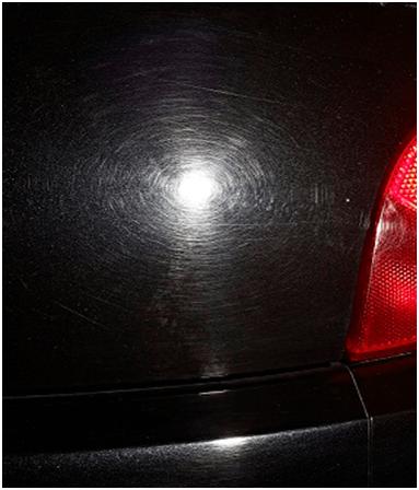 swirl marks