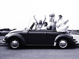 Fun in the sun with a Volkswagen Beetle Convertible
