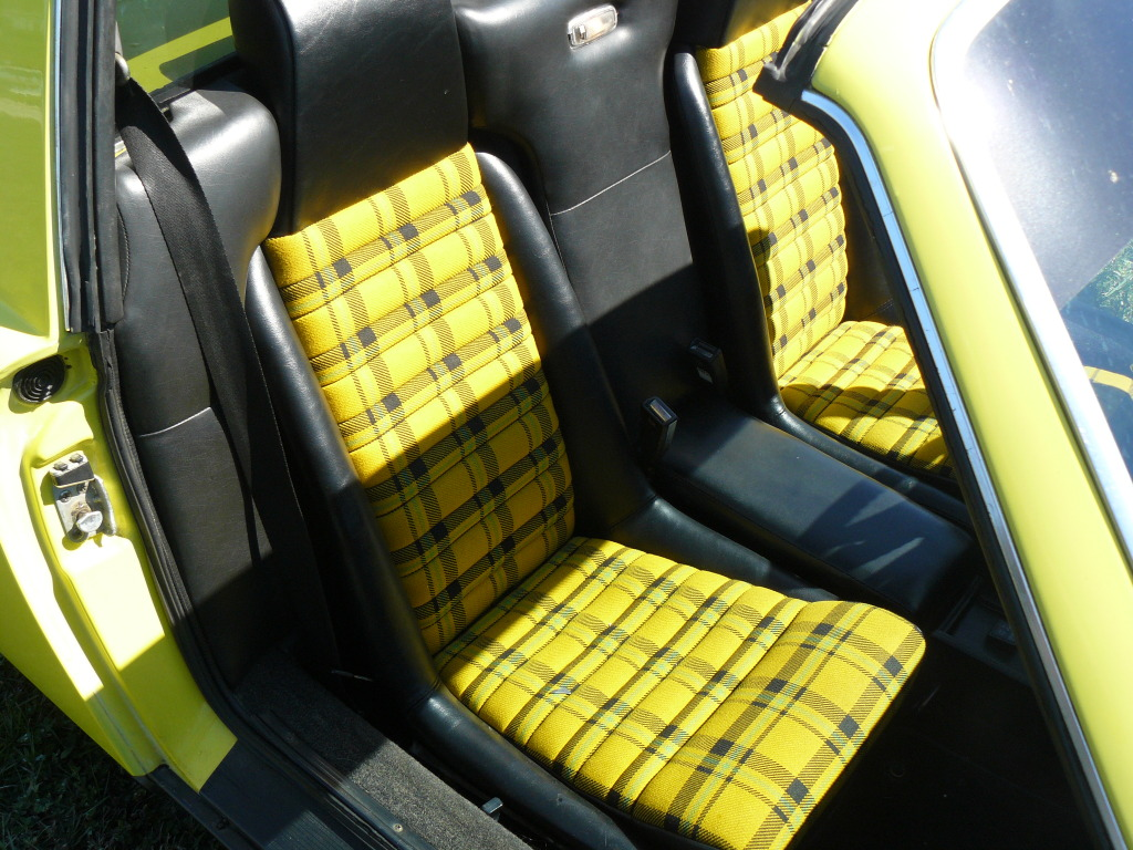 plaid10 - Volkswagen's 50 Year Love Affair with Plaid