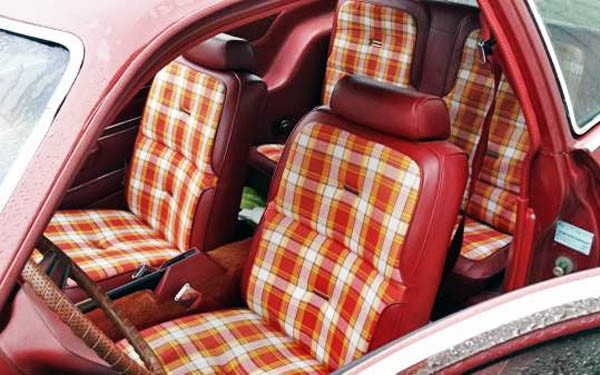 plaid8 - Volkswagen's 50 Year Love Affair with Plaid