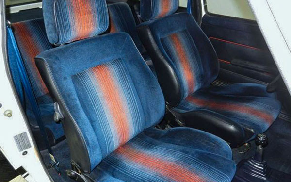 mk2stripe r - Seven Generations of Plaid GTI Seats -- Photos & Info