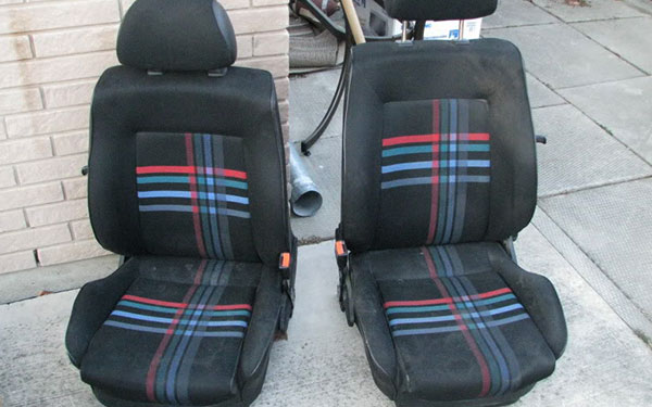 mk3seats2 r - Seven Generations of Plaid GTI Seats -- Photos & Info