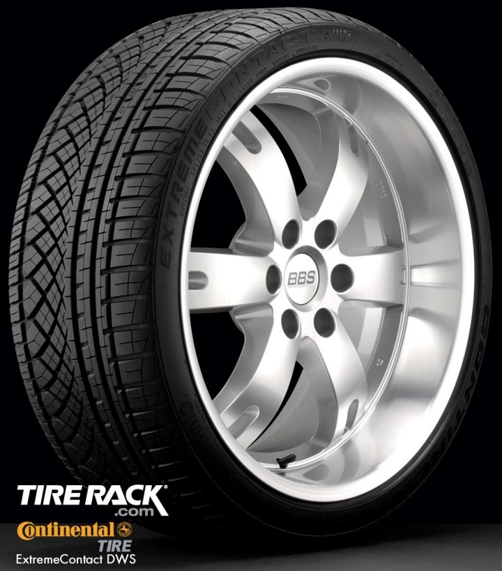 Continental ExtremeContactDWS - Alltrack Tire Replacement Size and Cost