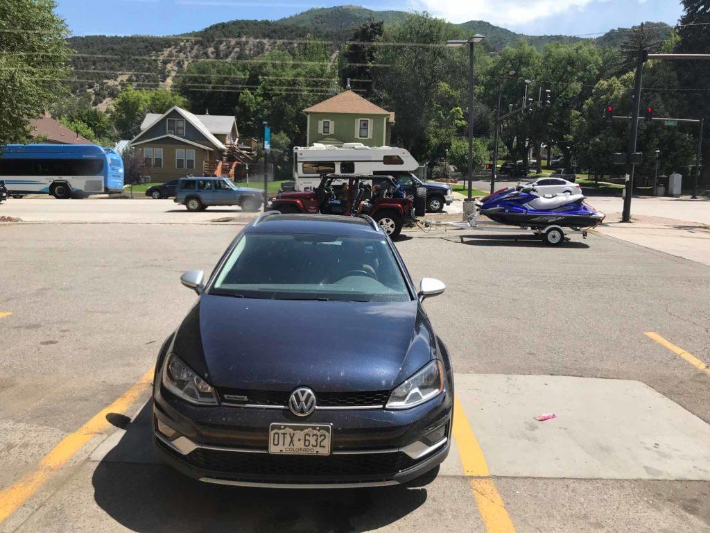 Glenwood Springs Colorado 5 1024x768 - Highway MPG Report - Golf Alltrack - Mountain Twisties
